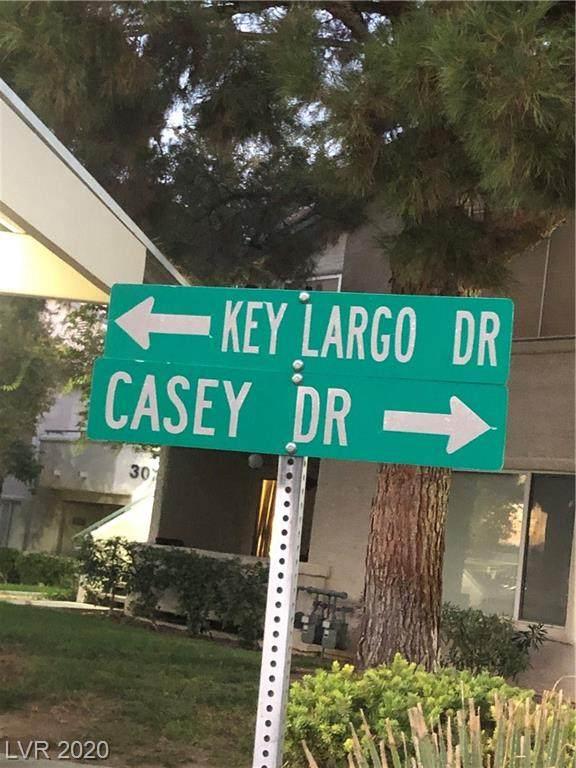3064 Casey Drive #103, Las Vegas, NV 89120 (MLS #2242017) :: Hebert Group | Realty One Group