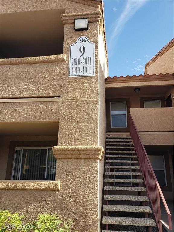 1150 Buffalo Drive #1011, Las Vegas, NV 89128 (MLS #2242170) :: Hebert Group | Realty One Group