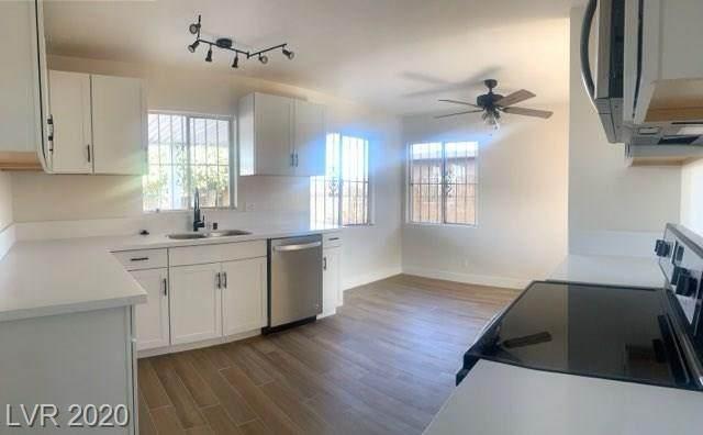 2813 Howard Drive, Las Vegas, NV 89104 (MLS #2242241) :: The Mark Wiley Group | Keller Williams Realty SW