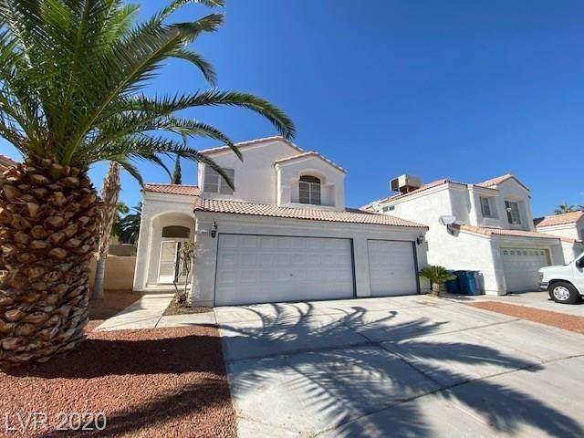 1321 Maplegrove Circle, Las Vegas, NV 89108 (MLS #2242252) :: The Mark Wiley Group | Keller Williams Realty SW