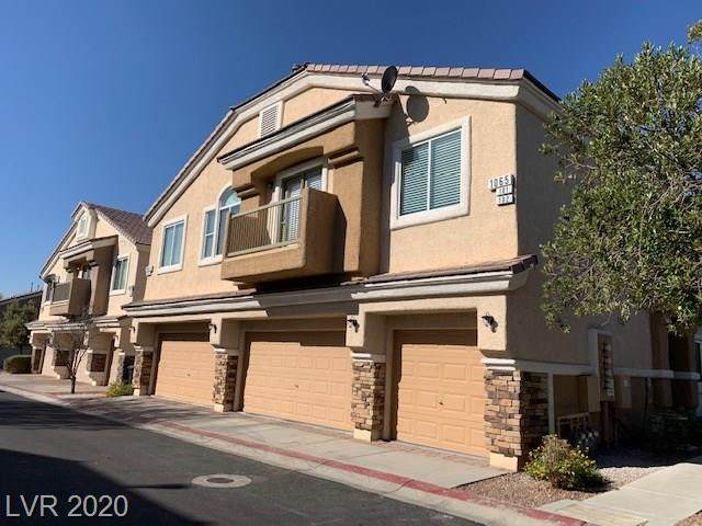 1065 Cryer Court #1, Henderson, NV 89002 (MLS #2242260) :: The Lindstrom Group