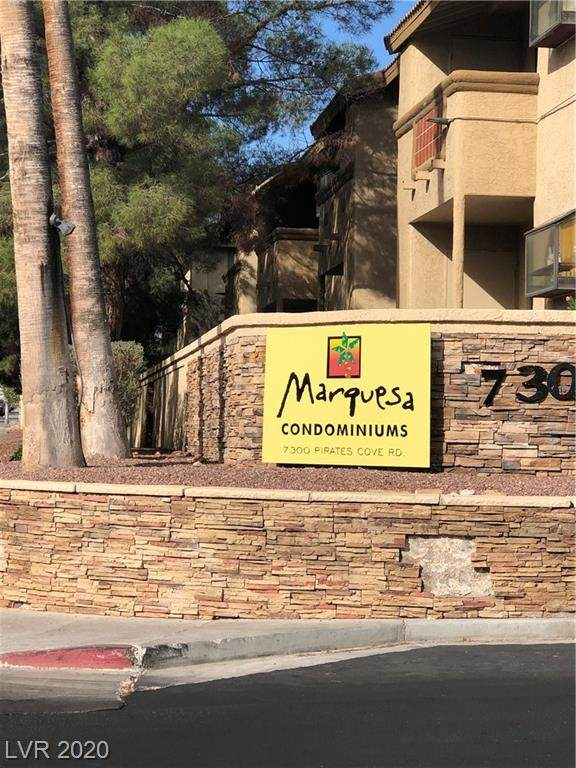 7300 Pirates Cove Road #1034, Las Vegas, NV 89145 (MLS #2242316) :: The Shear Team
