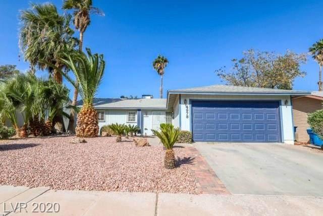 4978 Nancy Avenue, Las Vegas, NV 89120 (MLS #2242446) :: Signature Real Estate Group