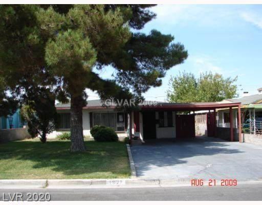 1921 Linden Avenue, Las Vegas, NV 89101 (MLS #2242479) :: The Lindstrom Group