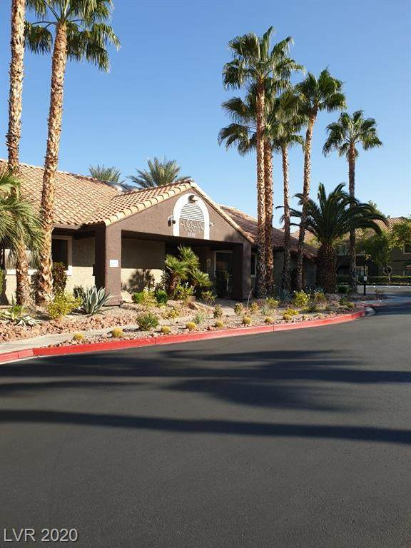 5068 Rainbow Boulevard #105, Las Vegas, NV 89118 (MLS #2242558) :: The Lindstrom Group