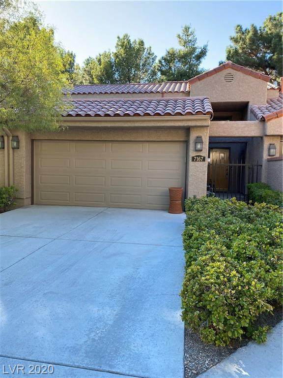 7167 Mission Hills Drive, Las Vegas, NV 89113 (MLS #2242749) :: Signature Real Estate Group