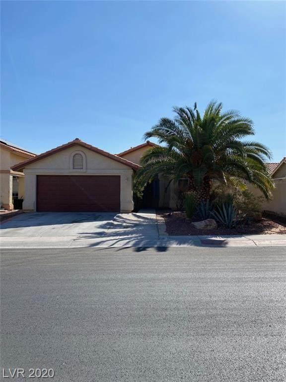 1625 Rio Bravo Drive, North Las Vegas, NV 89031 (MLS #2242835) :: Kypreos Team