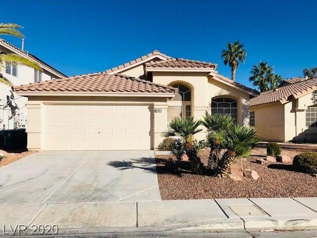 8964 Sandy Slate Way, Las Vegas, NV 89123 (MLS #2243055) :: The Lindstrom Group