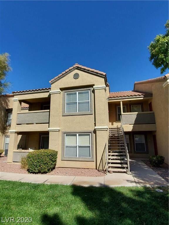 2300 Silverado Ranch Boulevard #2194, Las Vegas, NV 89183 (MLS #2243142) :: Signature Real Estate Group