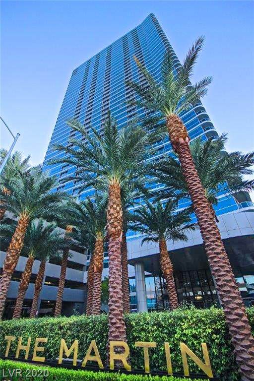 4471 Dean Martin Drive #1201, Las Vegas, NV 89103 (MLS #2243247) :: Signature Real Estate Group