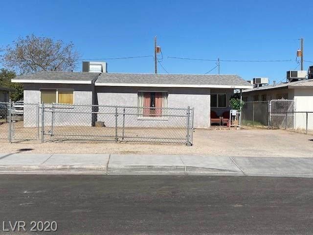 216 Madison Avenue, Las Vegas, NV 89106 (MLS #2243785) :: The Lindstrom Group