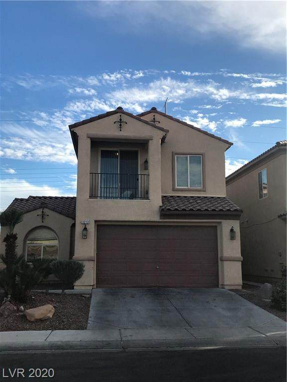 3213 Birdwatcher Avenue, North Las Vegas, NV 89084 (MLS #2243898) :: The Lindstrom Group