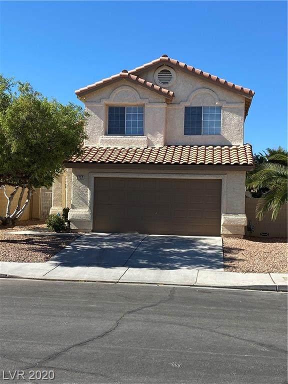 3737 Alliance Street, Las Vegas, NV 89129 (MLS #2243977) :: Hebert Group | Realty One Group