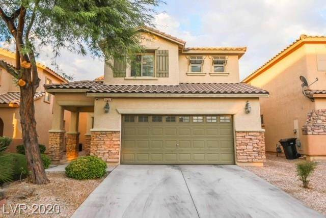 1652 Orange Daisy Place, Henderson, NV 89012 (MLS #2243982) :: Hebert Group | Realty One Group