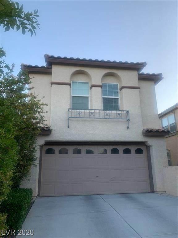 10599 Calico Pines Avenue, Las Vegas, NV 89135 (MLS #2244766) :: Jeffrey Sabel