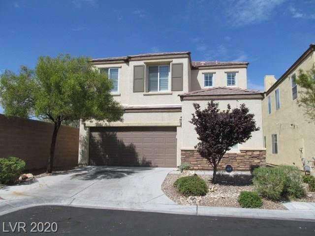 7342 Bare Rock Court, Las Vegas, NV 89113 (MLS #2244813) :: The Lindstrom Group