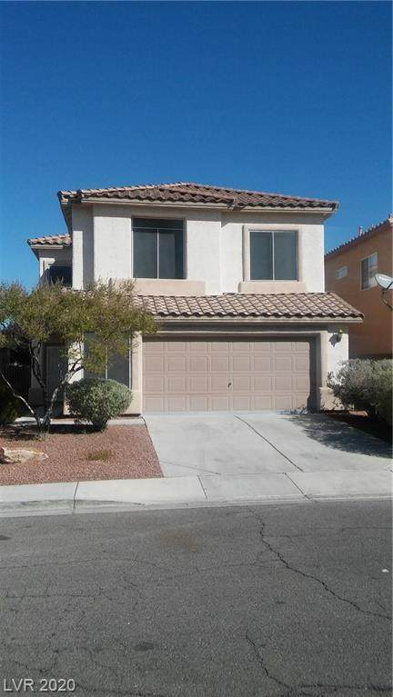 1076 Warm Canyon Way, Las Vegas, NV 89123 (MLS #2246319) :: Hebert Group | Realty One Group