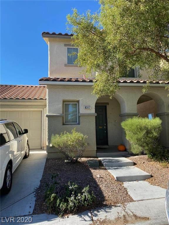 8317 Oppenheimer Street, Las Vegas, NV 89139 (MLS #2246505) :: The Lindstrom Group