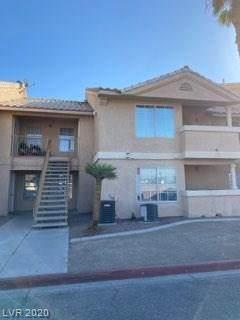 1830 Pecos Road #252, Las Vegas, NV 89115 (MLS #2246754) :: Jeffrey Sabel