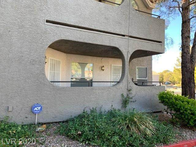 701 Capri Drive 16B, Boulder City, NV 89005 (MLS #2246927) :: The Lindstrom Group
