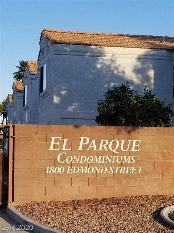 1800 Edmond #164, Las Vegas, NV 89146 (MLS #2247113) :: Jeffrey Sabel