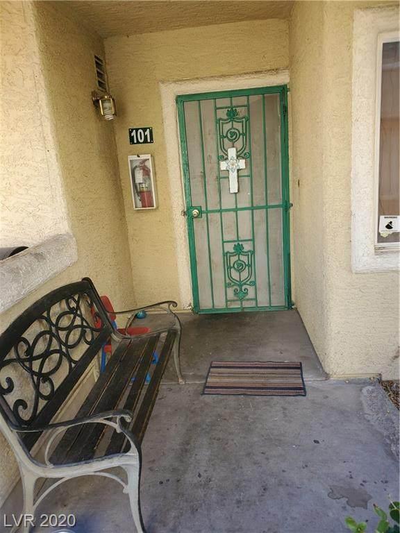 1430 Jamielinn Lane #101, Las Vegas, NV 89110 (MLS #2247872) :: The Lindstrom Group