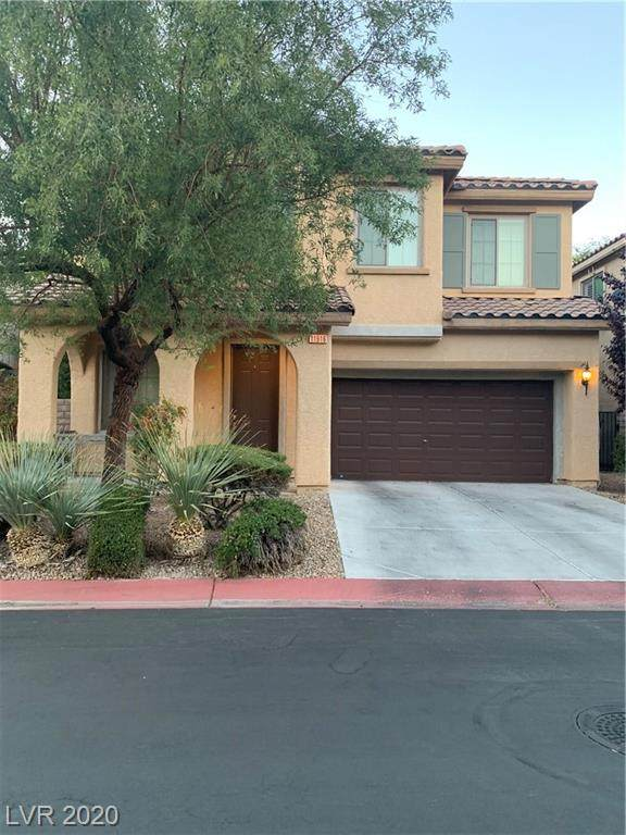 11916 Amistoso Lane, Las Vegas, NV 89138 (MLS #2248028) :: Kypreos Team