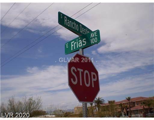 100 E Frias Avenue, Las Vegas, NV 89124 (MLS #2248398) :: Billy OKeefe | Berkshire Hathaway HomeServices