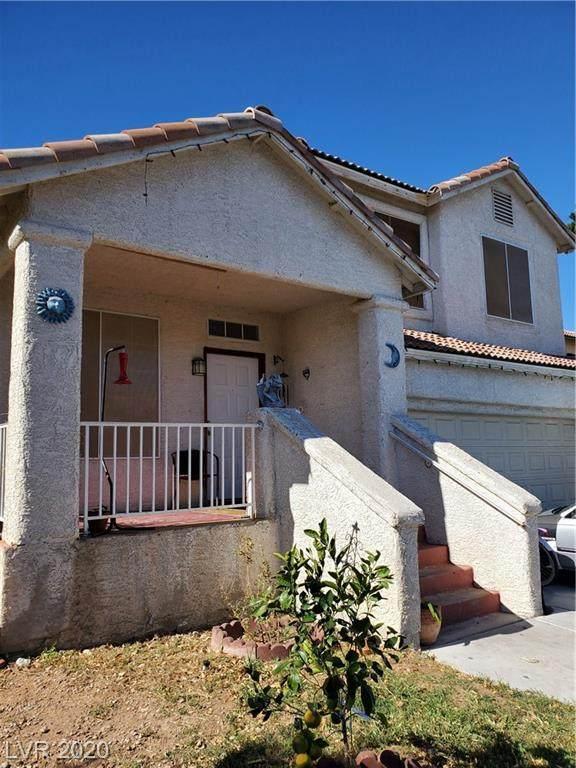 3625 Estate View Street, Las Vegas, NV 89129 (MLS #2248937) :: The Lindstrom Group
