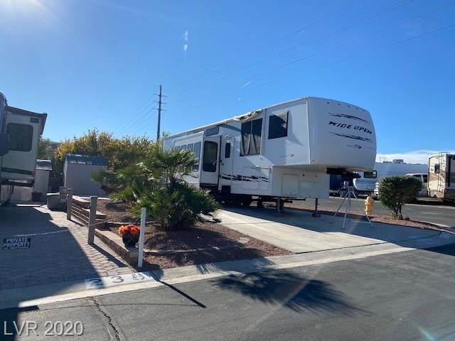 878 Oriole Way, Boulder City, NV 89005 (MLS #2249167) :: Signature Real Estate Group