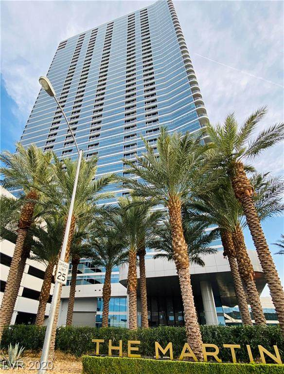 4471 Dean Martin Drive #1105, Las Vegas, NV 89103 (MLS #2249273) :: Signature Real Estate Group