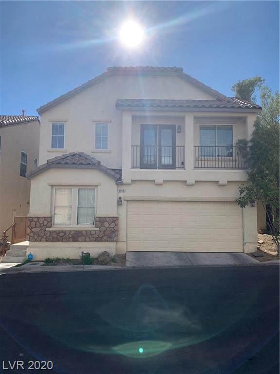 9469 Grandview Spring Avenue, Las Vegas, NV 89166 (MLS #2249291) :: The Lindstrom Group