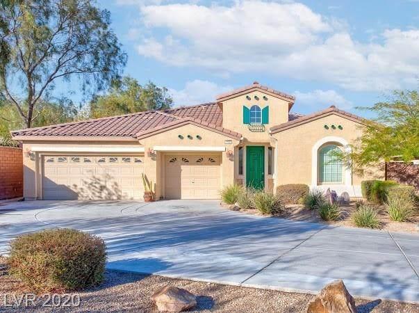 7122 Haldir Avenue, Las Vegas, NV 89178 (MLS #2249423) :: Signature Real Estate Group