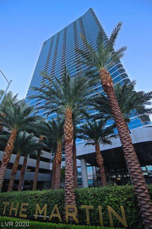 4471 Dean Martin Drive #1501, Las Vegas, NV 89103 (MLS #2249841) :: Signature Real Estate Group