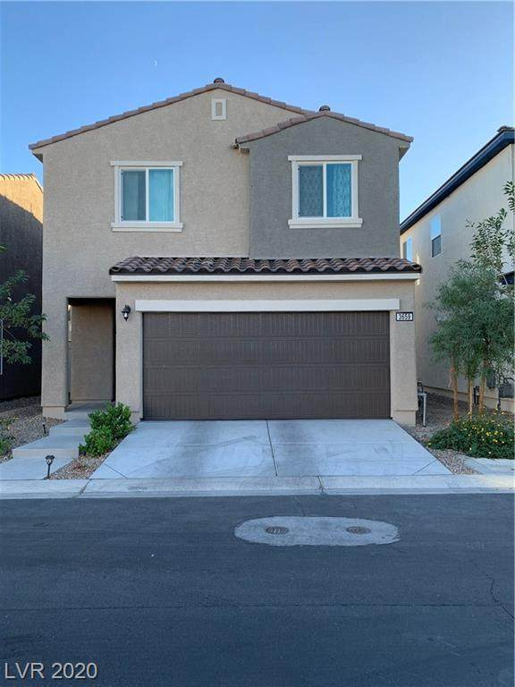 3659 N Via Alamo Avenue, Las Vegas, NV 89115 (MLS #2249964) :: Vestuto Realty Group