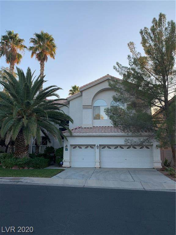 2105 Eaglepath Circle, Henderson, NV 89074 (MLS #2250163) :: Jeffrey Sabel
