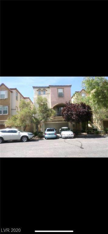 9511 Leaping Lizard Street, Las Vegas, NV 89178 (MLS #2250476) :: ERA Brokers Consolidated / Sherman Group