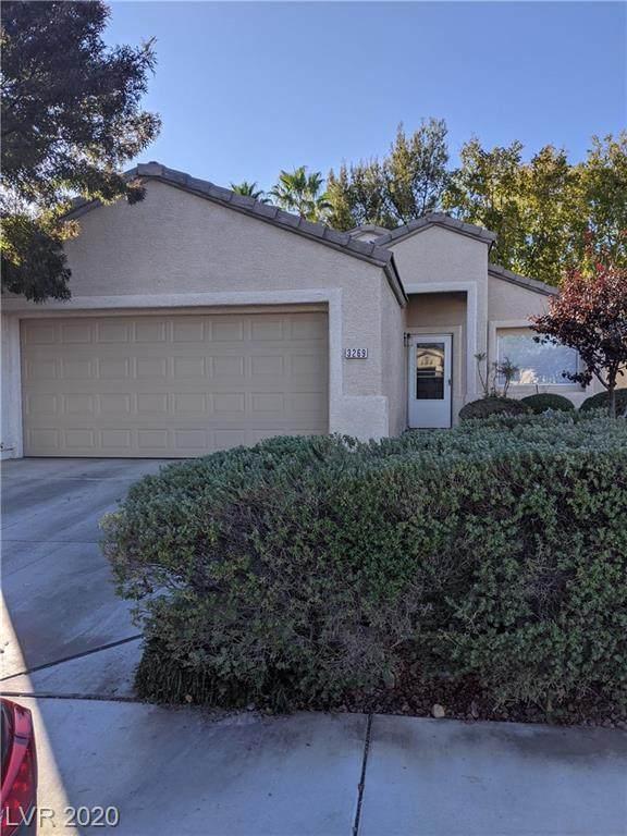 3269 Fossil Springs Street, Las Vegas, NV 89135 (MLS #2250627) :: Signature Real Estate Group
