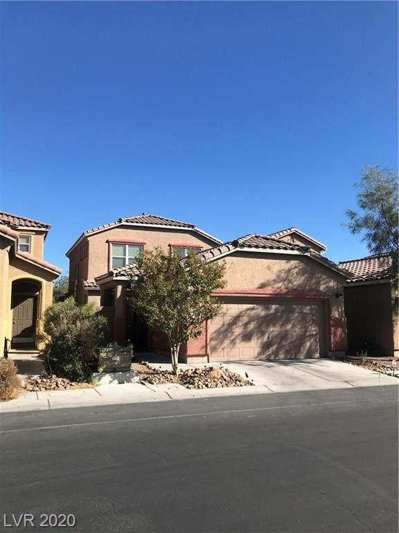 8990 Partridge Hill Street, Las Vegas, NV 89148 (MLS #2250771) :: The Lindstrom Group