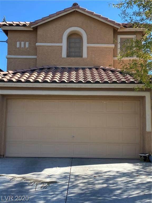 6560 Hillside Pine Street, Las Vegas, NV 89148 (MLS #2250896) :: Hebert Group | Realty One Group