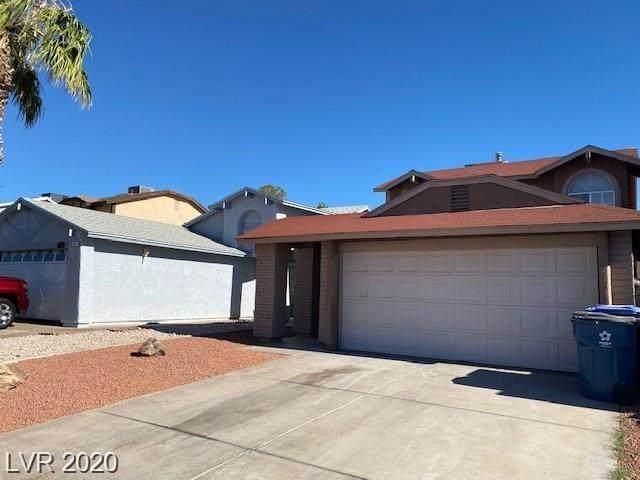 510 Inness Avenue, Henderson, NV 89011 (MLS #2250927) :: Jeffrey Sabel