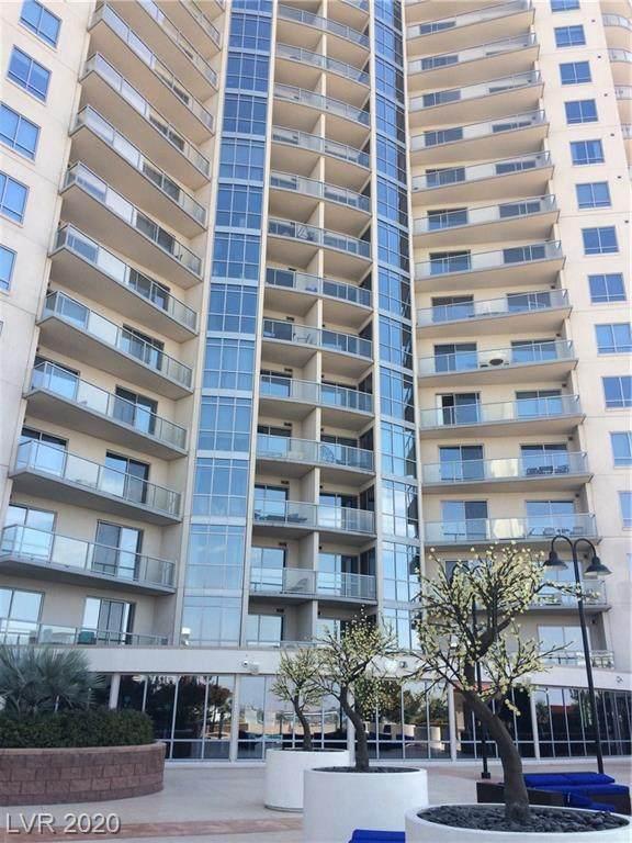 200 Sahara Avenue #1105, Las Vegas, NV 89102 (MLS #2251004) :: The Mark Wiley Group | Keller Williams Realty SW