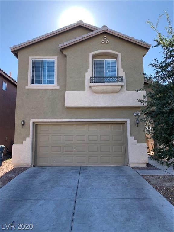 6351 Alderlyn Avenue, Las Vegas, NV 89122 (MLS #2251025) :: Kypreos Team