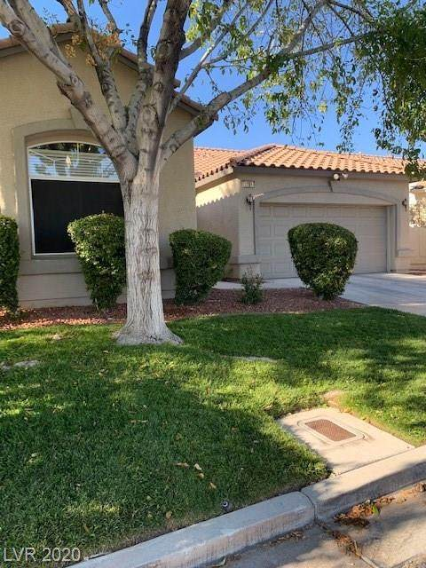 2781 Grande Valley Drive, Las Vegas, NV 89135 (MLS #2251128) :: The Mark Wiley Group | Keller Williams Realty SW