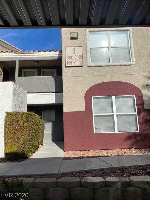 5055 Hacienda Avenue #1004, Las Vegas, NV 89118 (MLS #2251161) :: The Perna Group