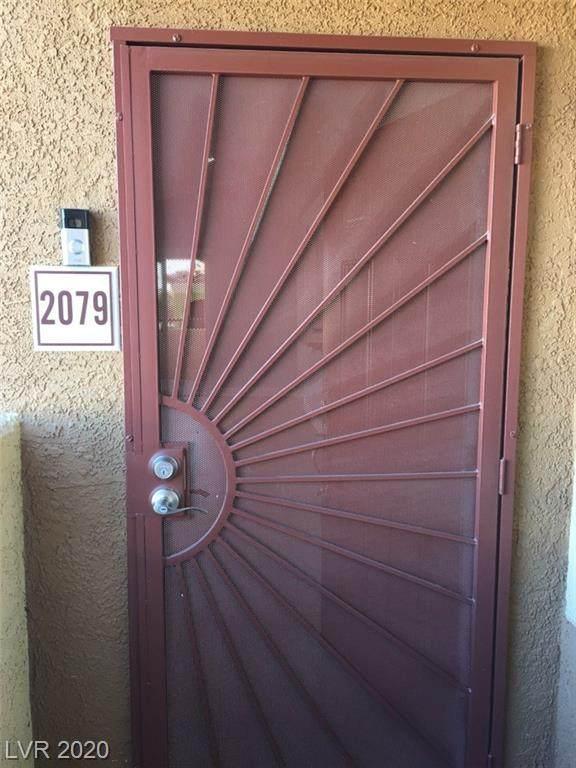 7950 Flamingo Road #2079, Las Vegas, NV 89147 (MLS #2251200) :: The Perna Group