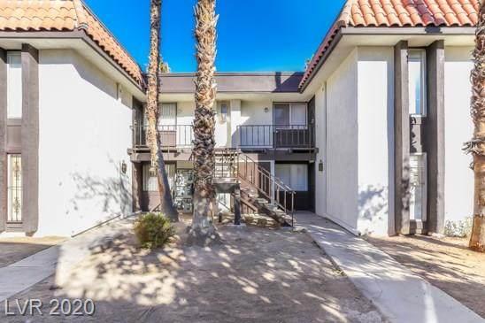 1405 Vegas Valley Drive #217, Las Vegas, NV 89169 (MLS #2251210) :: Jeffrey Sabel