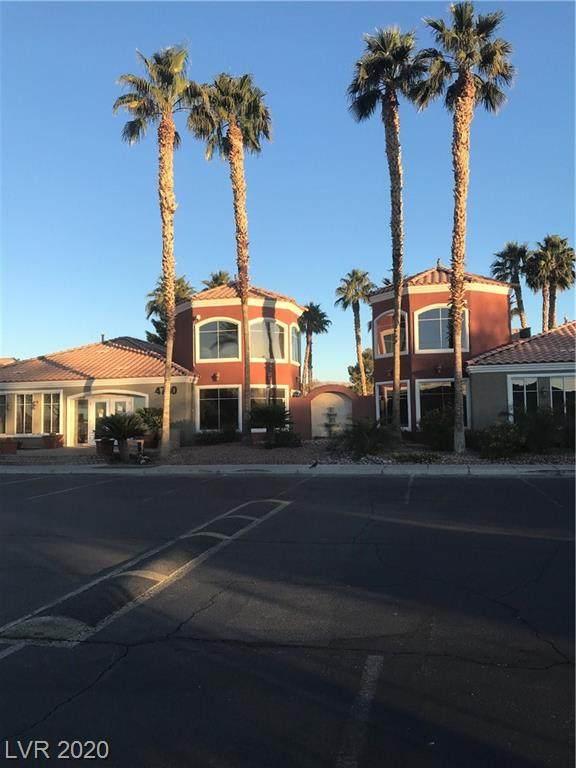 4730 Craig Road #1027, Las Vegas, NV 89115 (MLS #2251282) :: Vestuto Realty Group