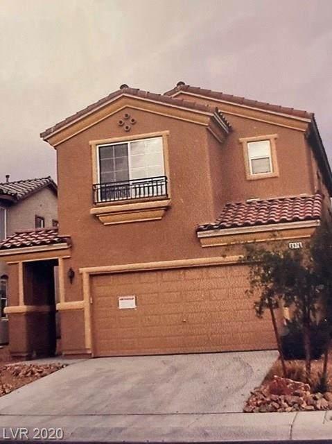 3976 Chasing Heart Way, Las Vegas, NV 89115 (MLS #2251367) :: The Lindstrom Group