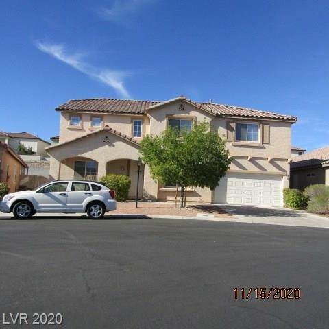 4501 Orange Heights Street, Las Vegas, NV 89129 (MLS #2251380) :: Custom Fit Real Estate Group